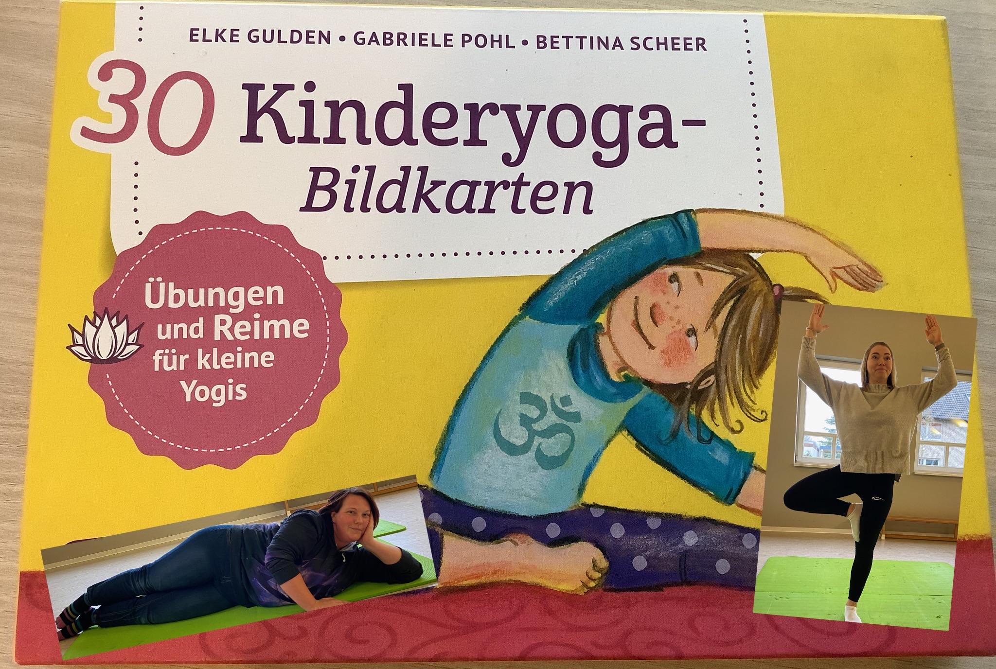 Kinderyoga – einfach mitmachen!