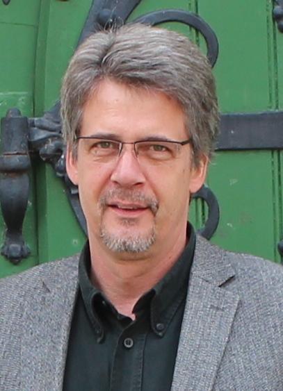 Gruß von Pastor Arnd Pagel aus der St. Nikolai Kirche