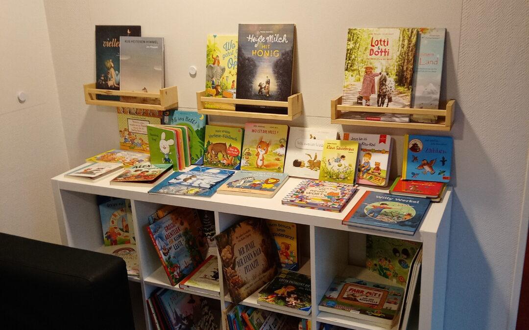 Bücherausstellung vom 14.09. -24.09.2021